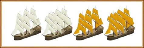 виды кораблей: Фрегат