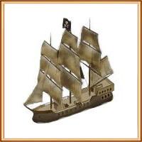 виды кораблей: Пиратский корабль