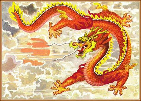 драконы Востока