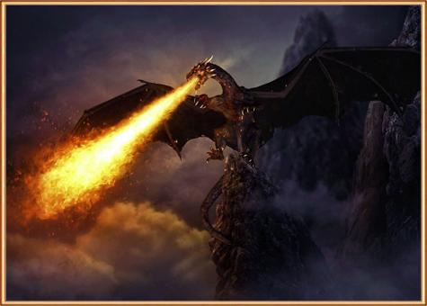 Драконы Европы