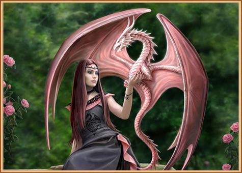драконы с особенностями