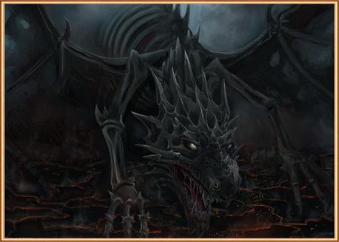 Магичесике драконы