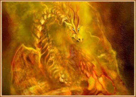 Стихийные драконы