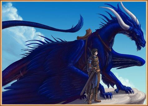 Цвет драконов