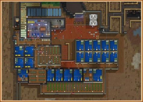 rimworld база