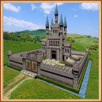 как построить замок в Арене?