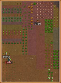 посадка овощей по rimworld гайду