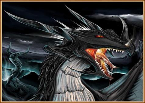 пасть черного дракона