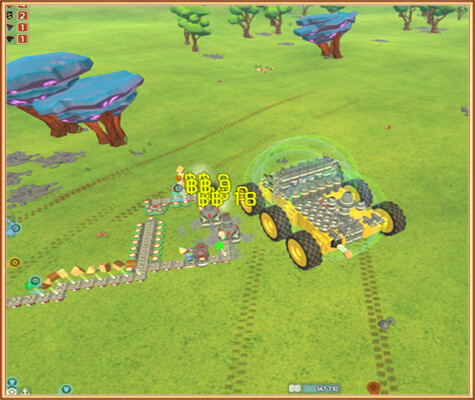 переработка ресурсов в Terra Tech